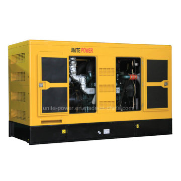Unite Power 20kw Soundproof Isuzu Engine Power Generator
