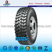 Neumáticos radiales sin cámara para camiones (11R22.5)