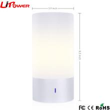Сенсорный сенсор активирует режим автоциклирования Smart LED Atmosphere Настольные лампы для ламп с 256 великолепными цветами