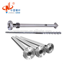 Hot selling factory direct single blowing film extrusion screw barrel