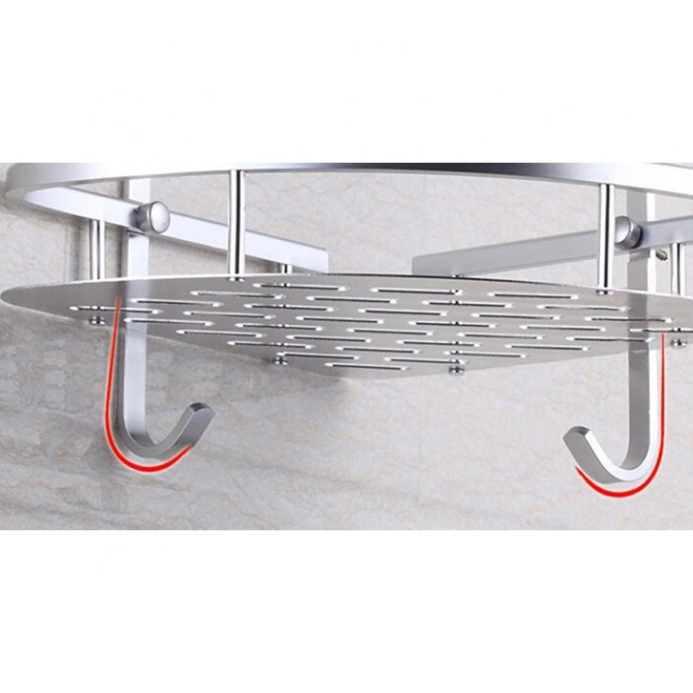 Adjustable Bathroom Shelves for Shower