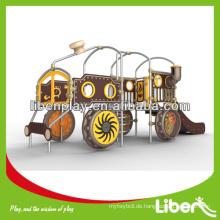 PE Serie kleine Outdoor-Spielgeräte für Kinder LE.PE.012 mit hoher Qualität
