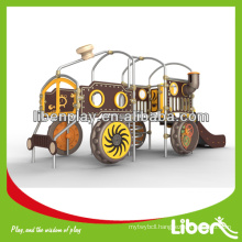 PE Series small outdoor playground equipment for children LE.PE.012 with high quality