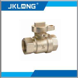 PN16 Lockable Brass Ball Valve