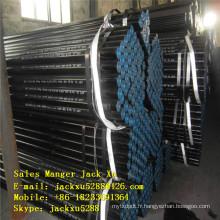 tuyau d'acier sans couture d'usine de tuyau sans couture d'IP pour le champ de pétrole tuyau d'acier sans couture 201 #