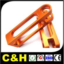 Изготовление подвергать механической обработке CNC высокой точности подвергая механической обработке CNC алюминия подвергая механической обработке