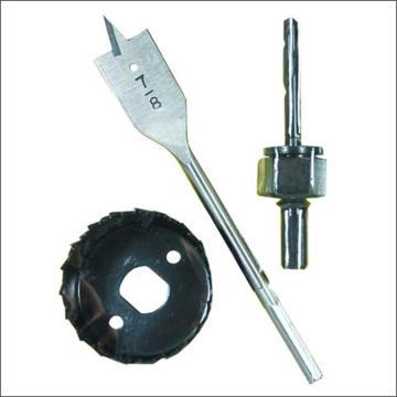Accessories Lock Installations Set 3PCS Pta Holesaw Hardware OEM