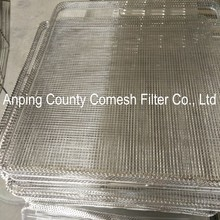 Stainless Steel Punched Drying Dehydrator Tray