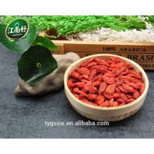 Fruta de goji seca que é grão integral da China siyah goji berry Anti-aging Promova Pele