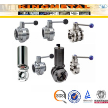 Stainless Steel 3A Sanitary Valve