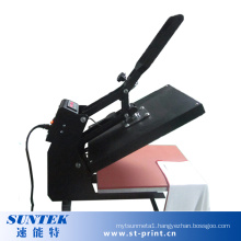 Ce Certified New Style Sublimation Clamshell Press Machine