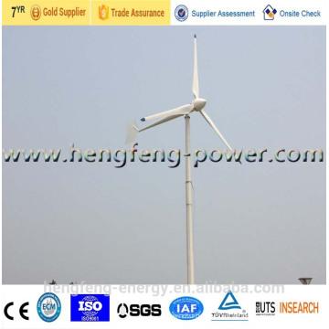 hohe Effizienz gute Qualität 300w 12v Windturbine