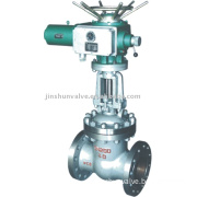 electromotion flanged gate valve(electrification gate valve)