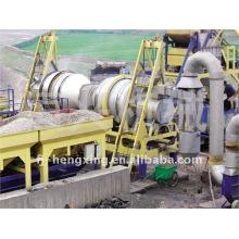 Полуавтоматическая машина для смешивания асфальта бетона QLB20