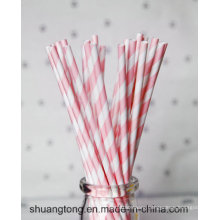 Paper Drinking Straws Party Weeding Supplier Drinking Beverage