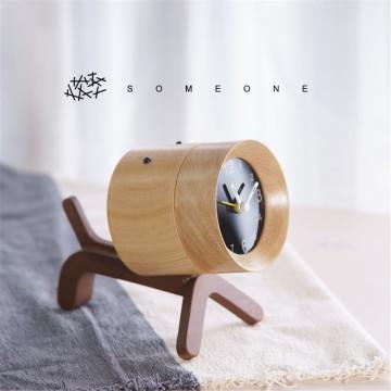 Lovely Child Wooden Clock