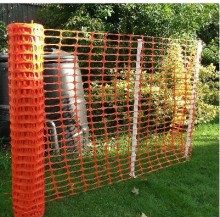 HDPE UV Stabilized Safety Fencing/Safety Barrier Fence/ Barrier Netting