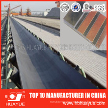 High Grade Cold Resistant, Ep Conveyor Belt for Cold Area