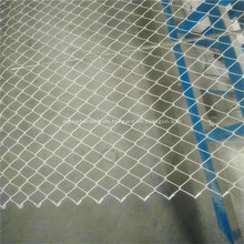 Verzinktes Stahlgeflecht mit Kettenglied