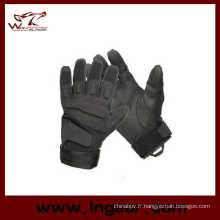 Opération spéciale tactique plein assaut gants doigts