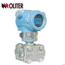 smart intelligent differential water pressure transmitter with 4-20ma Output
