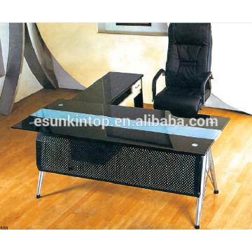 Glas Büromöbel für offene Büroflächen, Büromöbel für hohe Qualität zu gehen! (P8062)
