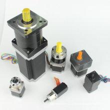 Планетарная коробка передач комплект шаговый двигатель nema17 мотор с подгонянный коэффициент