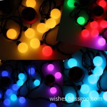 Smart christmas decorations string light