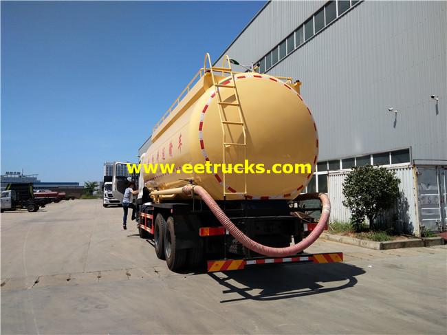 Plastic Pellet Tanker Truck