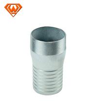 Dimensões do bico de tubo de aço carbono