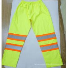 High Visibility Safety Rain Pants Waterproof