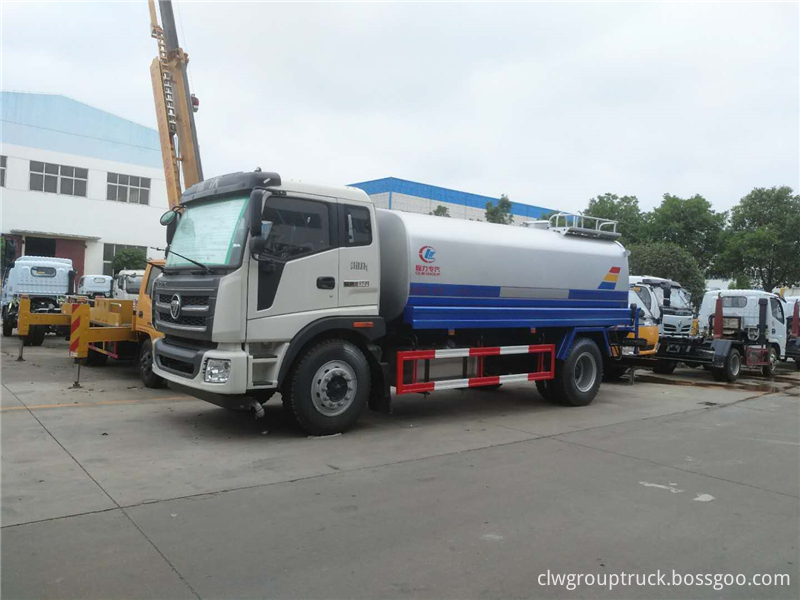 Water Tanker 2
