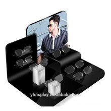 Black Acrylic Glasses Display Rack For Sell