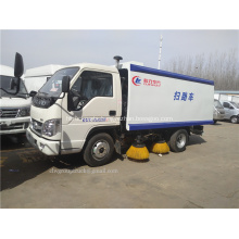 Forland mini 4x2 sweeper truck