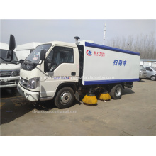 Forland mini 4x2 sweeper truck