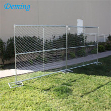 PVC Coated Wire Mesh Galvanized Stadium Pagar Gates