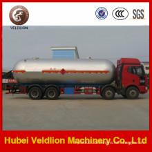 35m3 / 35cbm / 35, 000 Liter Gas Tankwagen