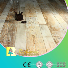 Commercial 8.3mm E1 AC3 Embossed Walnut Laminate Flooring