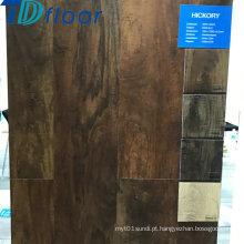Revestimento interno composto plástico de madeira do assoalho grande quente do tamanho WPC da venda do material de construção