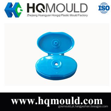 Tampa de plástico do molde, molde de injeção para pacote