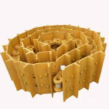 montaje de zapatas de pista de bulldozer shantui 228mc-41156