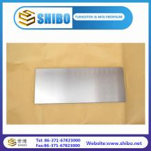 Fabrication de plaques / feuilles de molybdène en Chine