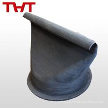 Válvula de pico de pato sin retorno de goma