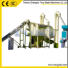 Hot Sale High Output Wooden Pellet Machine, Agri-Waste Wood Pellet Plant