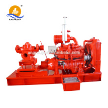 twin impeller diesel engine pump