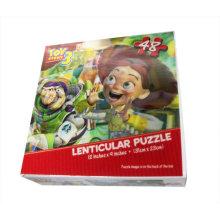 2015 Cute 3D Lenticular Packaging for Kids