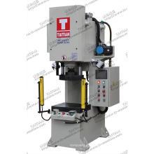 Presse hydraulique de châssis C (TT-C25T)