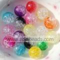 Summer 8mm Colors Round Gumball Imitation Swarovski Beads