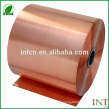 High quality GB DIN EN ISO UNS JIS standard pure copper strips