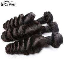 БЕСПЛАТНАЯ ДОСТАВКА США Свободная волна волос с закрытием